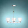 Elstead Wallingford 3 light chandelier